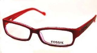 Fossil Brille Brillengestell HEAVENLY RED OF2087600 UVP:119,  4086: Bekleidung