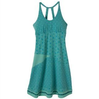 prAna Women's Lisette Dress, X Small, Black Print: Sports & Outdoors