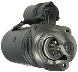NEW STARTER MOTOR JOHN DEERE TRACTOR FARM 2000 2100 ZETOR 69 185 771 69185771: Automotive