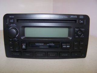 FORD JENSEN VR185 AM/FM CASSETTE/CD RADIO SIRIUS READY: Automotive