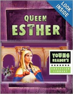Esther: Queen for a Reason (Young Reader's Christian Library): Susan Martins Miller, Al Bohl: 9781586609436: Books