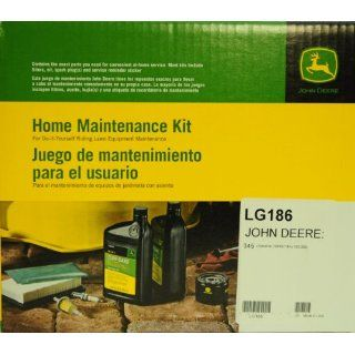 John Deere Genuine LG186 Home Maintenance Kit for JOHN DEERE: 345 (Serial no. 000001 thru 105000): Industrial & Scientific
