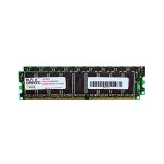 2GB 2X1GB Memory RAM for Dell PowerEdge 400SC, 700, 750, SC400 (400SC) 184pin PC3200 400MHz DDR UDIMM Black Diamond Memory Module Upgrade: Computers & Accessories