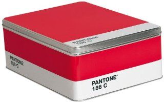Pantone  2011 037 Storage Box, Ruby Red 186C��������: Home Improvement