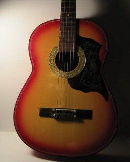 Checkmate Steel String Acoustic Guitar, Model G145 Musical Instruments