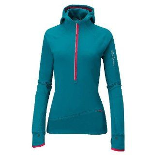 Salomon Swift Midlayer Hoody  Dark Bay Blue  medium: Sports & Outdoors