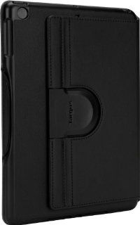Targus Versavu Rotating Case for iPad Air, Black (THZ196US): Computers & Accessories