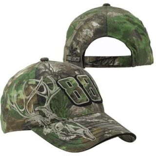 Dale Earnhardt Jr. Big Number Deer Realtree Camo Hat