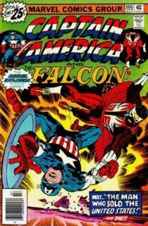 Captain America (and The Falcon) #199 Marvel Comics Group: Everything Else