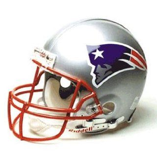 New England Patriots Full Size Pro Line Helmet : Sports Related Collectible Helmets : Sports & Outdoors