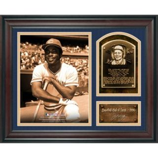 Joe Morgan Baseball Hall of Fame Framed 15 x 17 Collage with Facsimile Signature