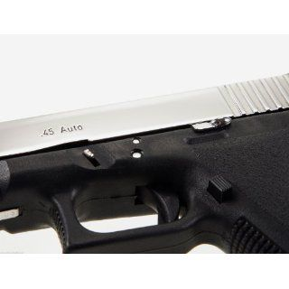 Glock 4pc Chrome Kit Extended 17 19 20 21 22 23 24 26 27 29 30 31 32 33 34 35 37 38 39: Everything Else