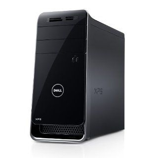 Dell STUDIO XPS 8300 X8300 196NBK Desktop (Piano Black) : Desktop Computers : Computers & Accessories