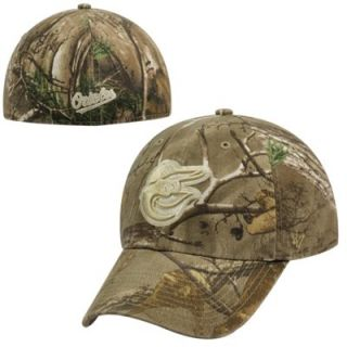 47 Brand Baltimore Orioles Franchise Fitted Hat   Realtree Camo