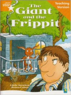 The Giant and the Frippit (Rigby Star): 9780433049821: Books
