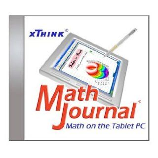 MathJournal: math software for the Tablet PC; List price $198: Software