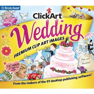 ClickArt Wedding [Download]: Software