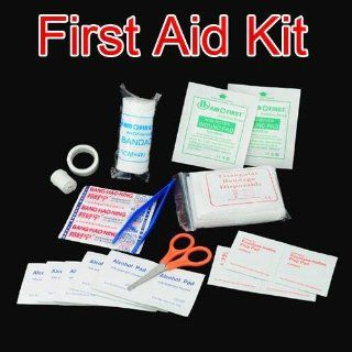 Gadgets New First Aid Kit for Car Travel Boat Home Survival Kits Emergency Medical Kits: Health & Personal Care