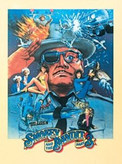 Smokey and the Bandit III: Jackie Gleason, Jerry Reed, Paul Williams, Pat McCormick:  Instant Video