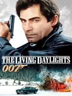 The Living Daylights: Timothy Dalton (James Bond), Jeroen Krabb� (General Georgi Koskov), Robert Brown (`M'), Desmond Llewelyn (`Q'):  Instant Video