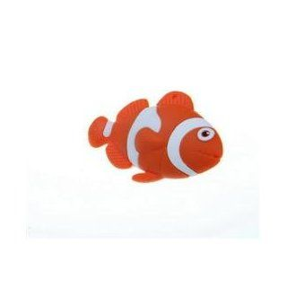 2GB Fish Shaped Cartoon USB Flash Memory Drive: Video Games