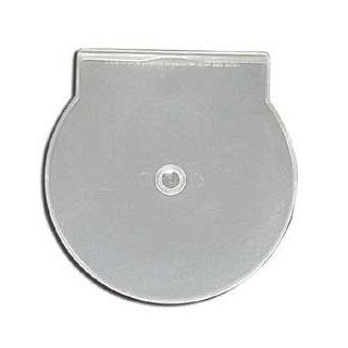 Dering Classic Clam Shell Clear CD/DVD Cases 500 Pack Electronics