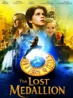 The Lost Medallion: Billy Unger, Sammi Hanratty, James Hong, Alex Kendrick:  Instant Video
