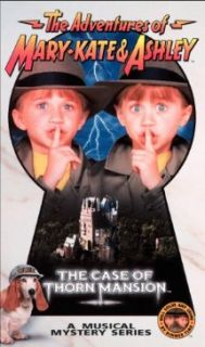 Adventures of Mary Kate & Ashley: The Case of Thorn Mansion: Mary Kate Olsen, Ashley Olsen, Clue, Michael Kruzan:  Instant Video
