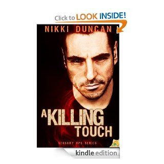 A Killing Touch (Sensory Ops) eBook: Nikki Duncan: Kindle Store