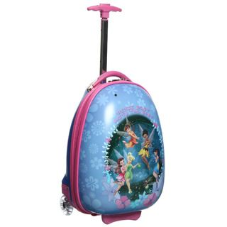 Disney By Heys 'Fairies Pixie Dust' Carry on Rolling Upright Disney By Heys Kids' Single Uprights
