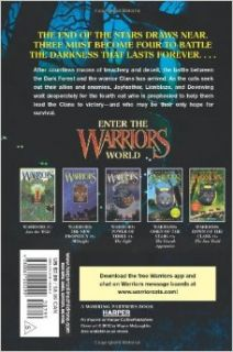 Warriors: Omen of the Stars #6: The Last Hope: Erin Hunter: 9780061555299: Books