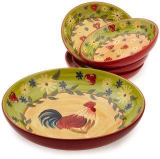 222 5th Gallo 5 Piece Pasta Bowl Set Kitchen & Dining