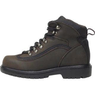 Boys' Deer Stags Buster Dark Brown Deer Stags Boots