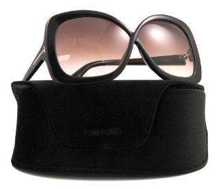 Tom Ford TF 227 Black 01B Calgary Sunglasses   63 mm: Tom Ford: Clothing
