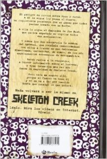 El Cuervo (Skeleton Creek) (Spanish Edition): Patrick Carman: 9788421687574: Books