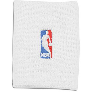 For Bare Feet NBA Armband   Basketball   Accessories   NBA League Gear   White