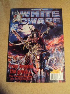 White Dwarf Issue 234 Vampire Counts Magazine: Everything Else