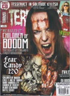 Terrorizer Magazine (#236) (June 2013): Darren Sadler: Books