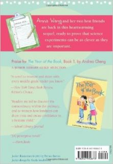 The Year of the Baby (An Anna Wang novel): Andrea Cheng, Patrice Barton: 9780547910673: Books