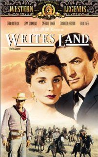 The Big Country [VHS]: Gregory Peck, Jean Simmons, Carroll Baker, Charlton Heston, Burl Ives, Charles Bickford, Alfonso Bedoya, Chuck Connors, Chuck Hayward, Buff Brady, Jim Burk, Dorothy Adams, William Wyler, Donald Hamilton, James R. Webb, Jessamyn West,