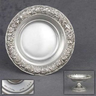 Repousse by Kirk, Sterling Compote, S. Kirk & Son: Kitchen & Dining