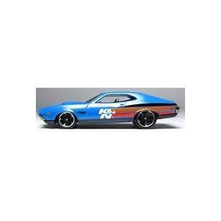Hot Wheels 2013 242 '72 Ford Gran Torino Sport Blue Variant: Toys & Games