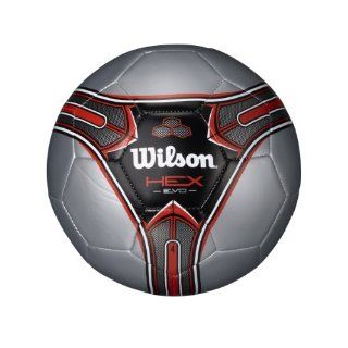 Wilson Hex Soccer Ball: Sports & Outdoors