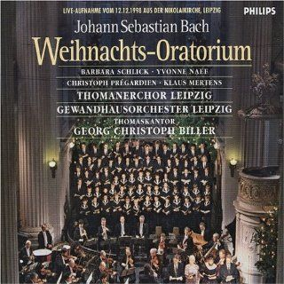 Christmas Oratorio Bwv 248: Music
