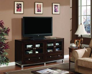 "Wesleyan 60"" TV Stand   Home Entertainment Centers"