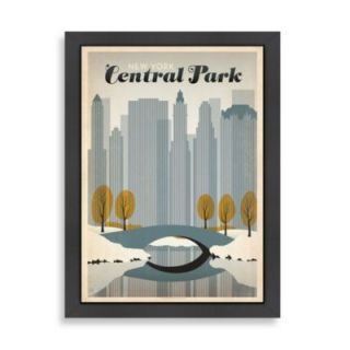 Buy Central Park View Wall Art from