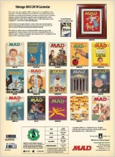 MAD Magazine 2010 Vintage Calendar: Asgard Press: 9781603683388: Books