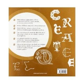Alfabetos y letras. 4000 modelos: Varios Participantes: 9788434235960: Books