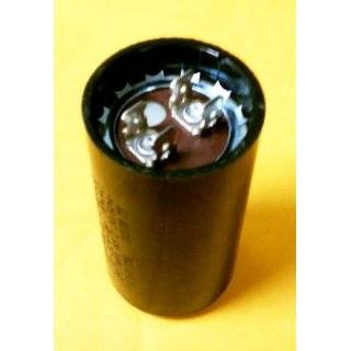 Motor Start Capacitor 270 324 MFD 220 250VAC: Industrial & Scientific