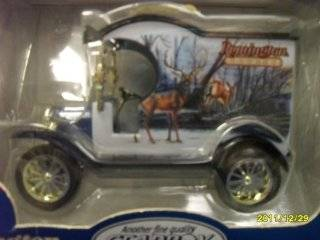 Remington Country Ford 1912 Model T Delivery Truck Bank Toys & Games